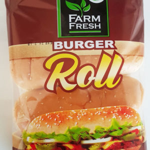 farm fresh Long Burger Bun 4 Pcs