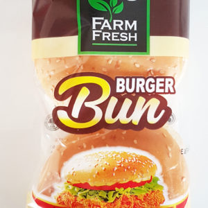 farm fresh Round Burger 2 Pcs