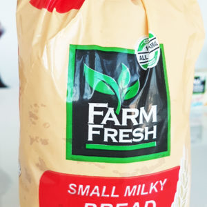 farm fresh small milky bread