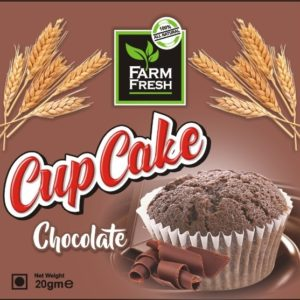 Farm Fresh Chocolate Cup Cake 12 Pcs